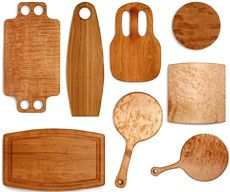 how to make your own cutting boards!
