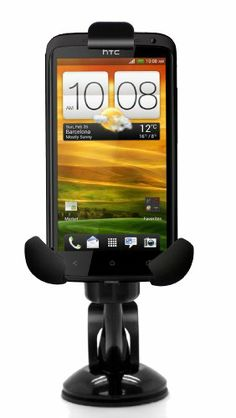 Windshield Dashboard Car Mount Holder For HTC One X AT&T, Sprint CCM, #DashKIts #DashTrimKit #CustomInteriors #Rvinyl