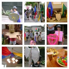 medieval party ideas