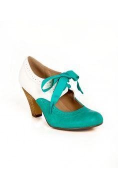 color, sylvia heel