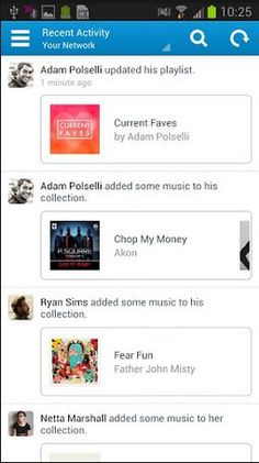 Rdio review -- Perfect for those of you who know what you like to listen to and that's all you want!