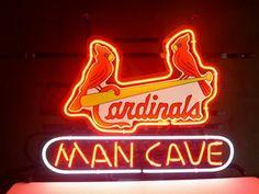 cardinals man cave, man caves