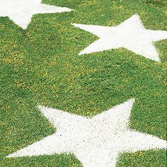 Lawn stars