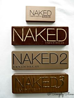 The New Urban Decay Naked 3 Palette   Simply Stine