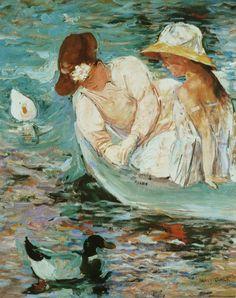 Mary Cassatt, L'été