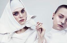 Fashion nuns.