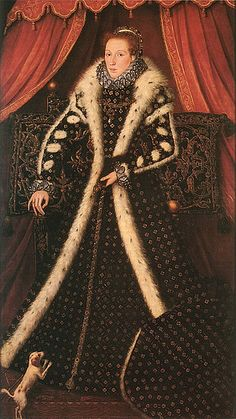 Frances Sidney, Countess of Sussex, lady of the bedchamber of Elizabeth I