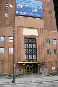 NYC - Battery: Downtown Athletic Club - Starrett & Van Vleck
