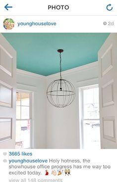 Paint, Light Fixtures, Doorknobs,  Green Vanities