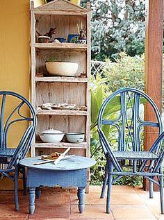 Love .... Rustic Furniture