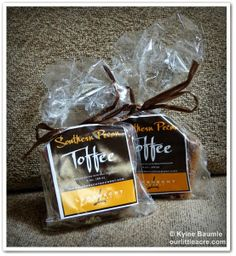 "Our Little Acre: ""The Best Toffee In the World"""
