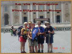 Amazon.com: La Via Francigena, Five Pilgrims to Rome (Pilgrimage Trails) eBook: Kathy Cleland, Rayna Winson, Sylvia Nilsen, Marion Jackson, Valerie McGreal: Books