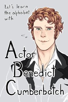 Learn The ABCs With Benedict Cumberbatch