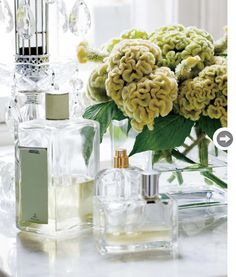 One look at cockscomb and you're instantly entranced by its intricate and intriguing design. Keep it simple, in a clear glass vase, and let the flower speak for itself.