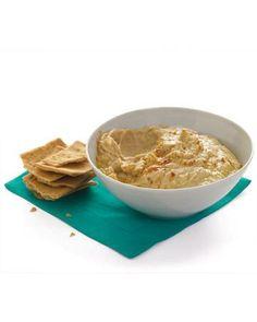 Coriander-Chile Pinto Bean Dip Recipe