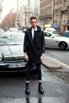 Schoolboy punk
