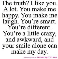 Yes. I want to say this to you every time I see you. ~ @KaylaMerchberger @GraceDunn