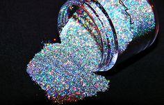 MAC pigment glitter