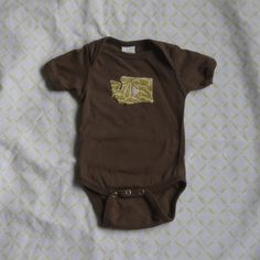 3 Month For the Love of WA Onsie by PreciousGoons on Etsy, $13.00