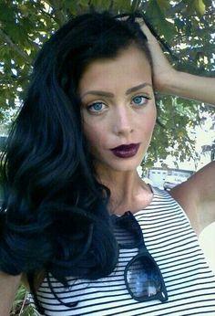 Mary Kay lipstick.