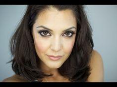 ▶ Eva Longoria inspired makeup - YouTube
