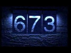 LED Solar Address Number