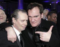 Quentin Tarantino Steve Buscemi