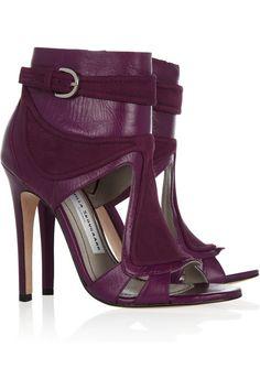 Camilla Skovgaard leather and nubuck sandals