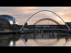 United Kingdom Travel - Blinking Eye Bridge