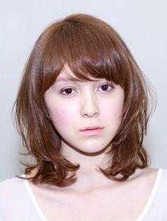 DaB   hair salon at omotesando daikanyama - STYLE 7 STYLE: MEDIUM