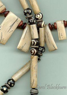 Faux Bone & Ivory