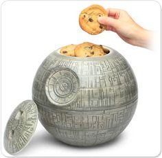 deathstar cookie jar!!!