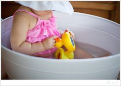 9 Month Picture Ideas | Ruber Ducky Session | elle rose photo
