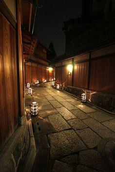 The Path of  Néné , Kodai-ji Temple 高台寺, Kyoto