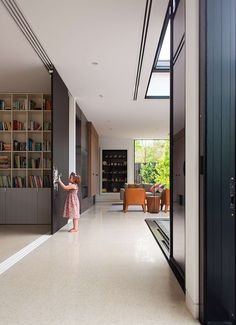 Three Parts House by