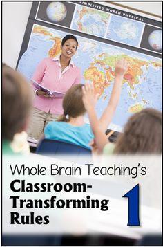 WBT Lightning Fast Classroom Transitions teacher