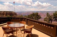 This summer: El Tovar Hotel, Grand Canyon