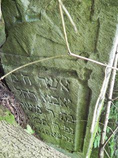 (going) The Extra Yad: Tombstone Tuesday: Rachel, Labun Cemetery #genealogy #familyhistory