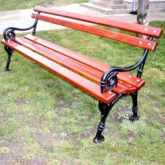 Baštenske garniture Liv 01 – klupe za parkove  Park benches