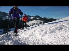 Snowshoeing is a fun way to play outside. This Expert Advice video can help you find the right snowshoes for you.