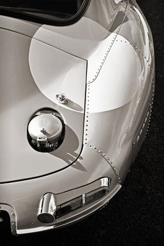 Jaguar E-Type Low Drag Coupe (crop) - 2011 Silverstone Classic by rookdave on Flickr.
