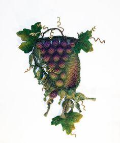 Mature Grapevine  Macrame Wall Hanging Art handmade by @Macrame Art