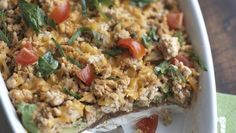Healthified Seven-Layer Taco Dip recipe from Live Better America