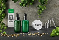 Carlsberg Beer Unveil Latest Shaving Products For Men