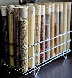 innovative spice racks!