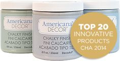 Come see why Americana Decor is the best chalky finish paint on the market!