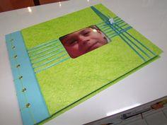 Album1 de fotografia, álbun de, livro artesanai