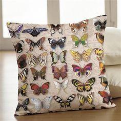 Cojín Butterflies