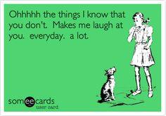 haha yep.
