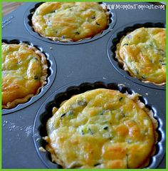 Zucchini & Green Chile Quiche